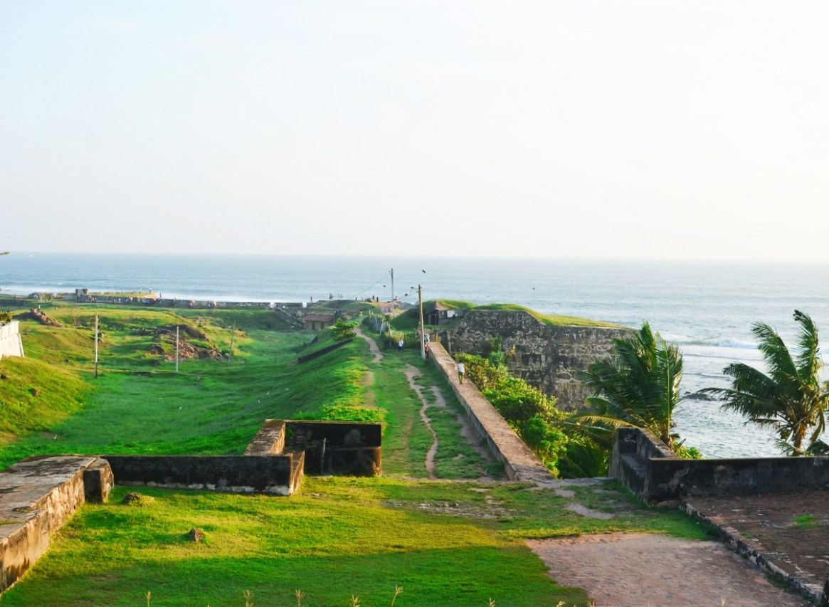 Galle Fort - Perfect View