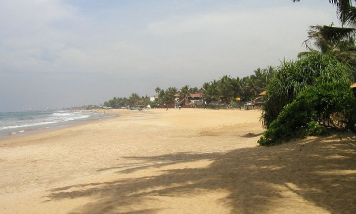 Mt Lavina Beach side