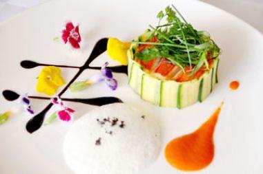 フランス料理のお店 「Lumiere」