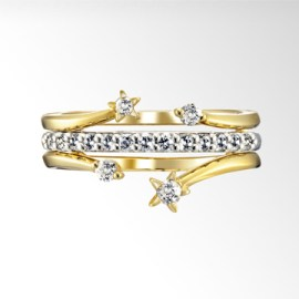 ETERNAL STAR SET RING