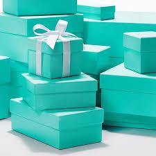 ティファニーのクリスマスプレゼントイメージ