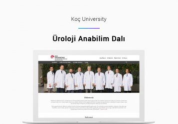 Koç University KURE Web Site Project