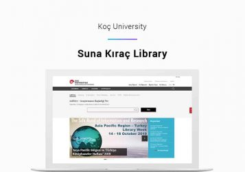 Koç University Manufacturing & Automation Research Center Web Site Project