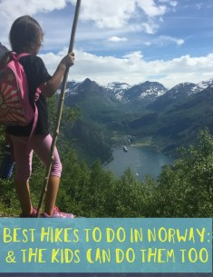 Best Hikes To Do In Norway: And The Kids Can Do Them