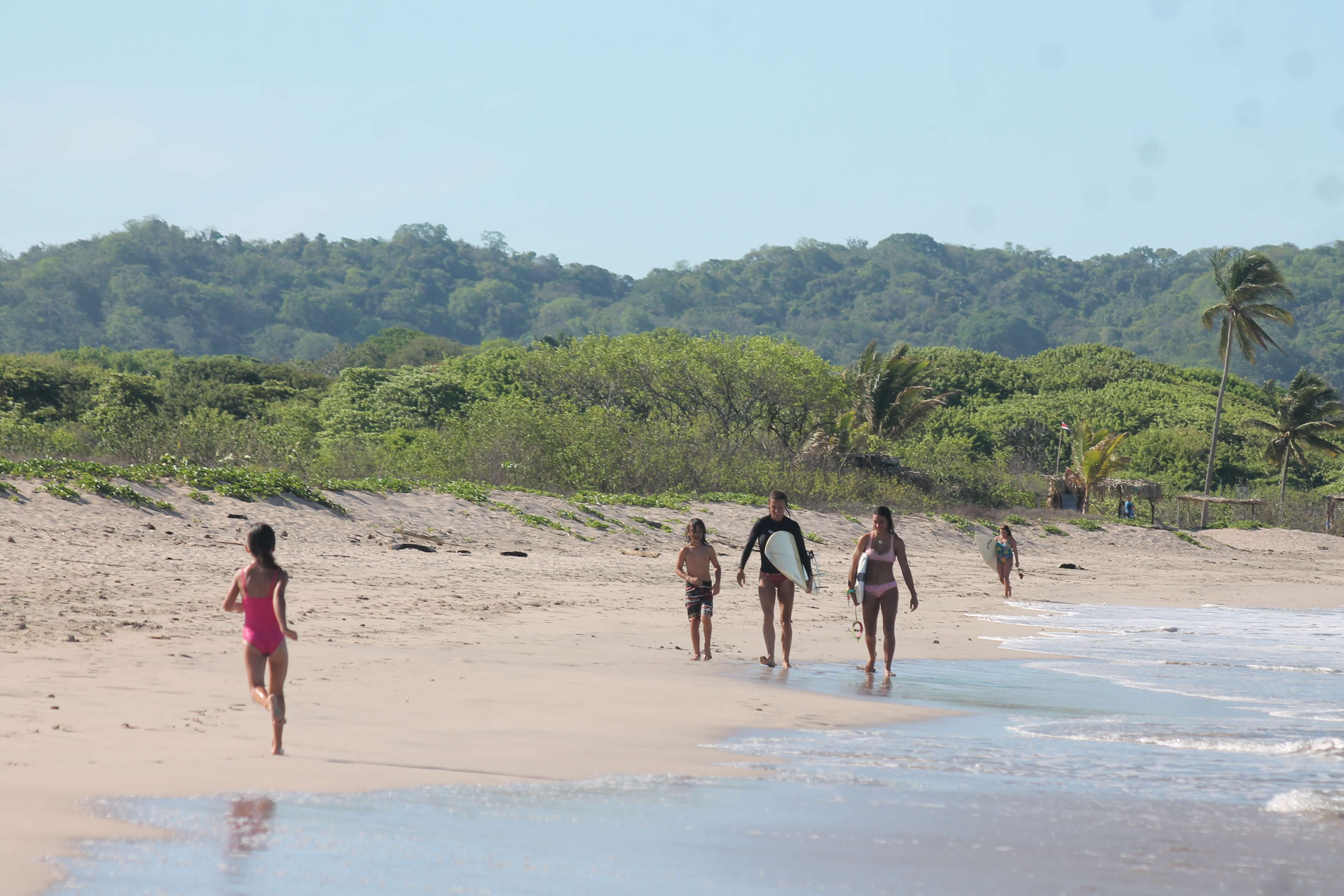 Nosara Guiones, Best Costa Rica Surfing Beaches