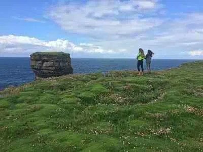 places to visit in Ireland, downs patrick head Ireland
