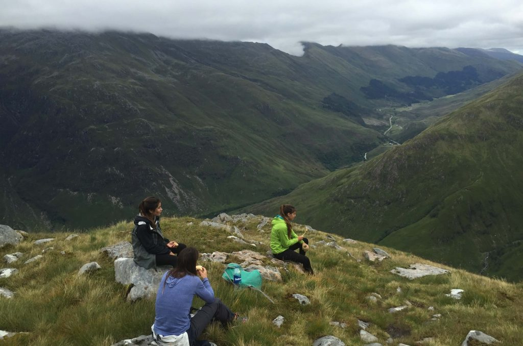 Saddle Hike, Scottish Highlands, Best scramble hikes UK