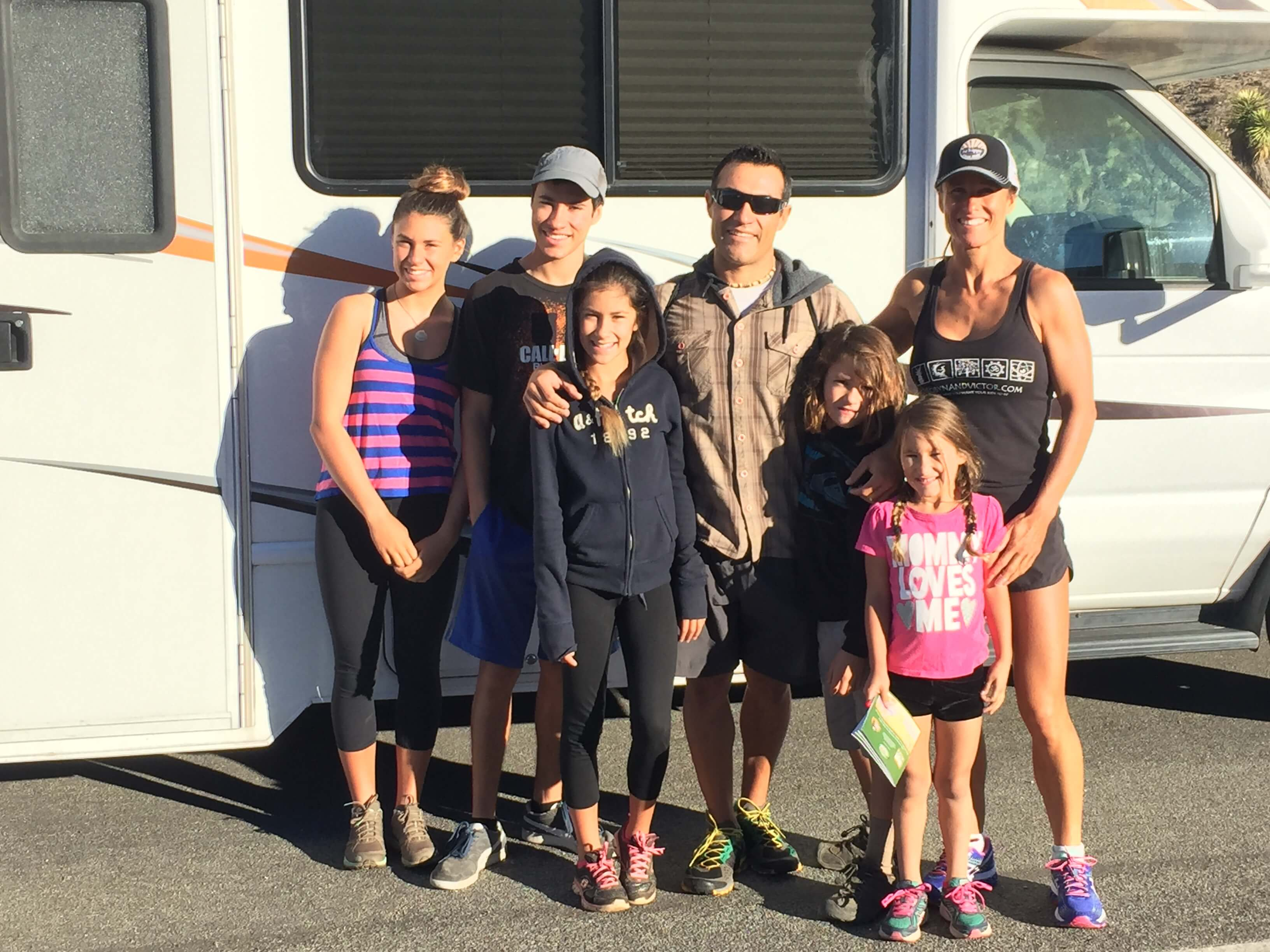 living in an rv with kids, lesson learned