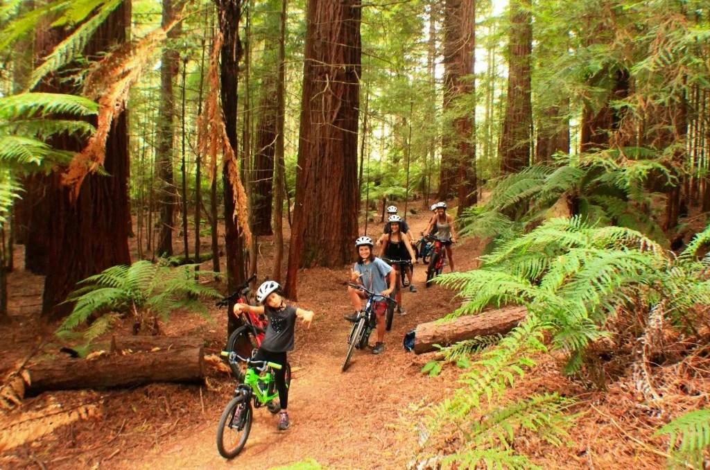 Rotorua, RV Living with Kids