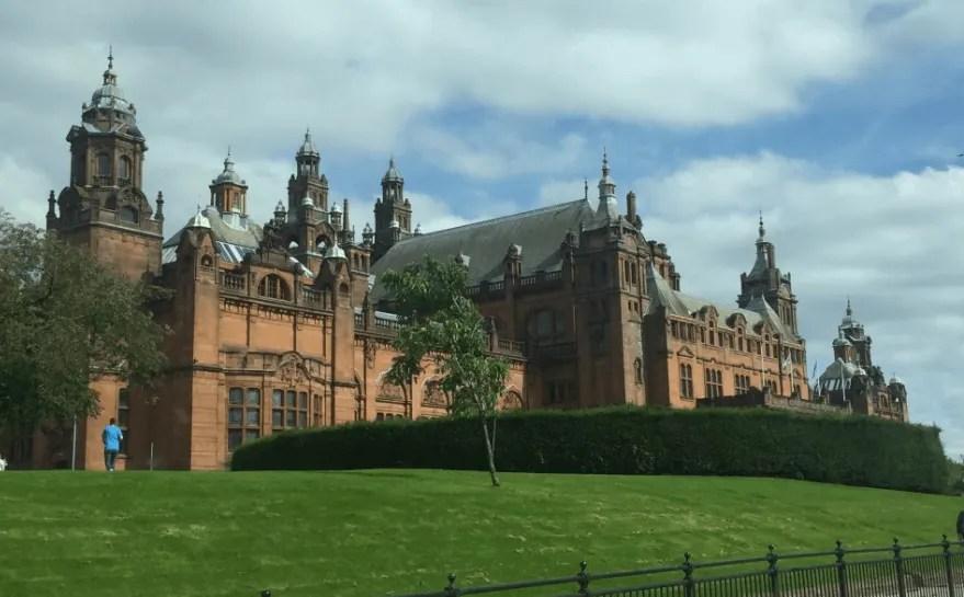 Glasgow 2 Week road trip UK
