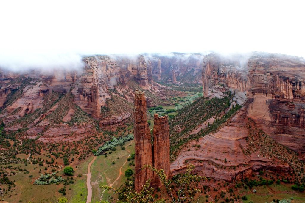 Southwest National Parks Road Trip: Canyon de Chelly