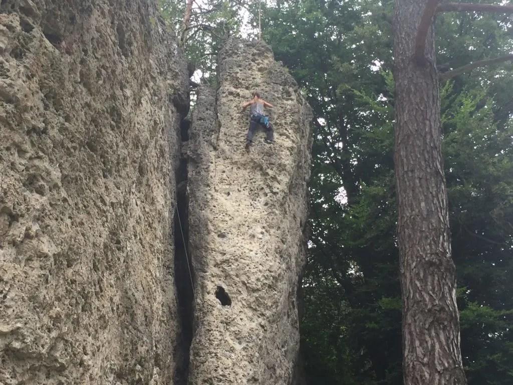 Rock Climbing Frankenjura: Best Sport Climbing Destinations To Take Your Kids