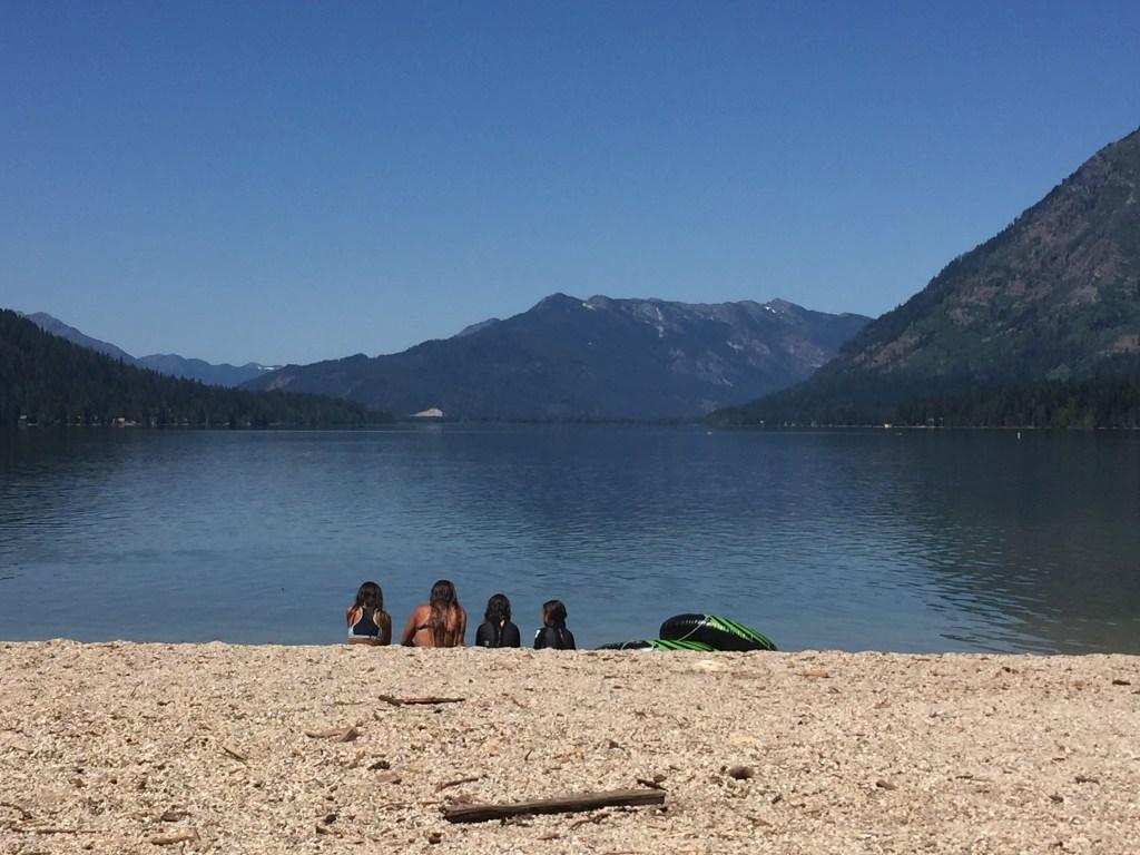 Leavenworth on our summer adventure road trip