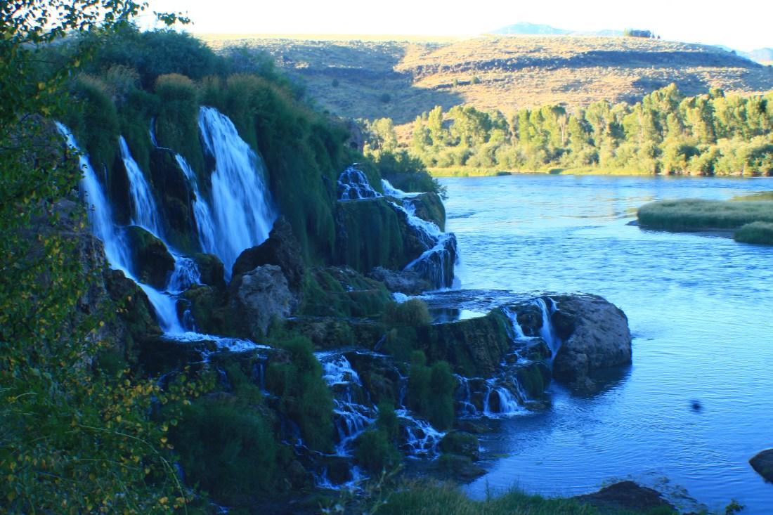 family adventure road trip fall creek falls