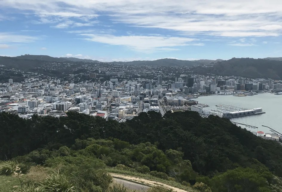 Wellington, 3 week New Zealand Itinerary