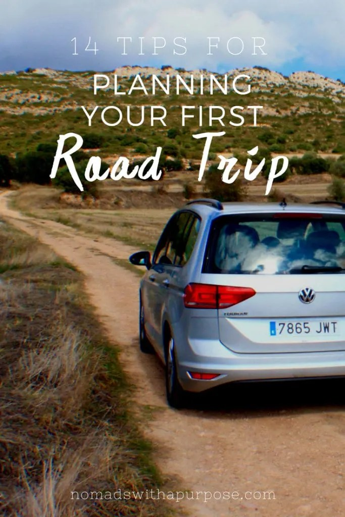 14 Tips for Planning Your First Road Trip-2