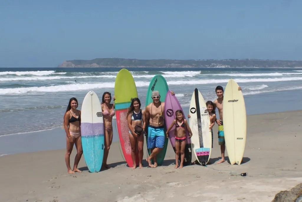 San Diego Family pic