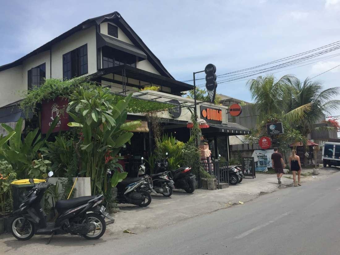 Best Place to Visit in Bali: Canggu