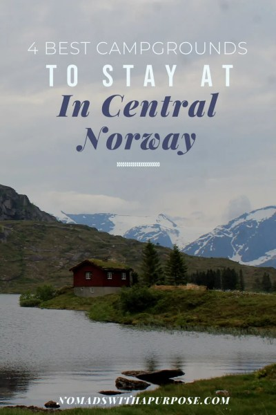 4 best campgrounds to stay at in Norway