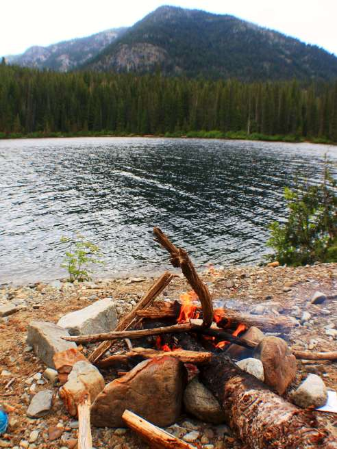 Campfire, Backpacking Pack List: The Best + Most Important Gear Essentials