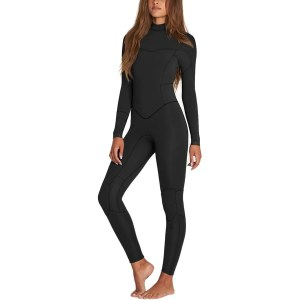 Billabong Synergy 3/2 Back Zip, Best Women's Wetsuits for Surfing