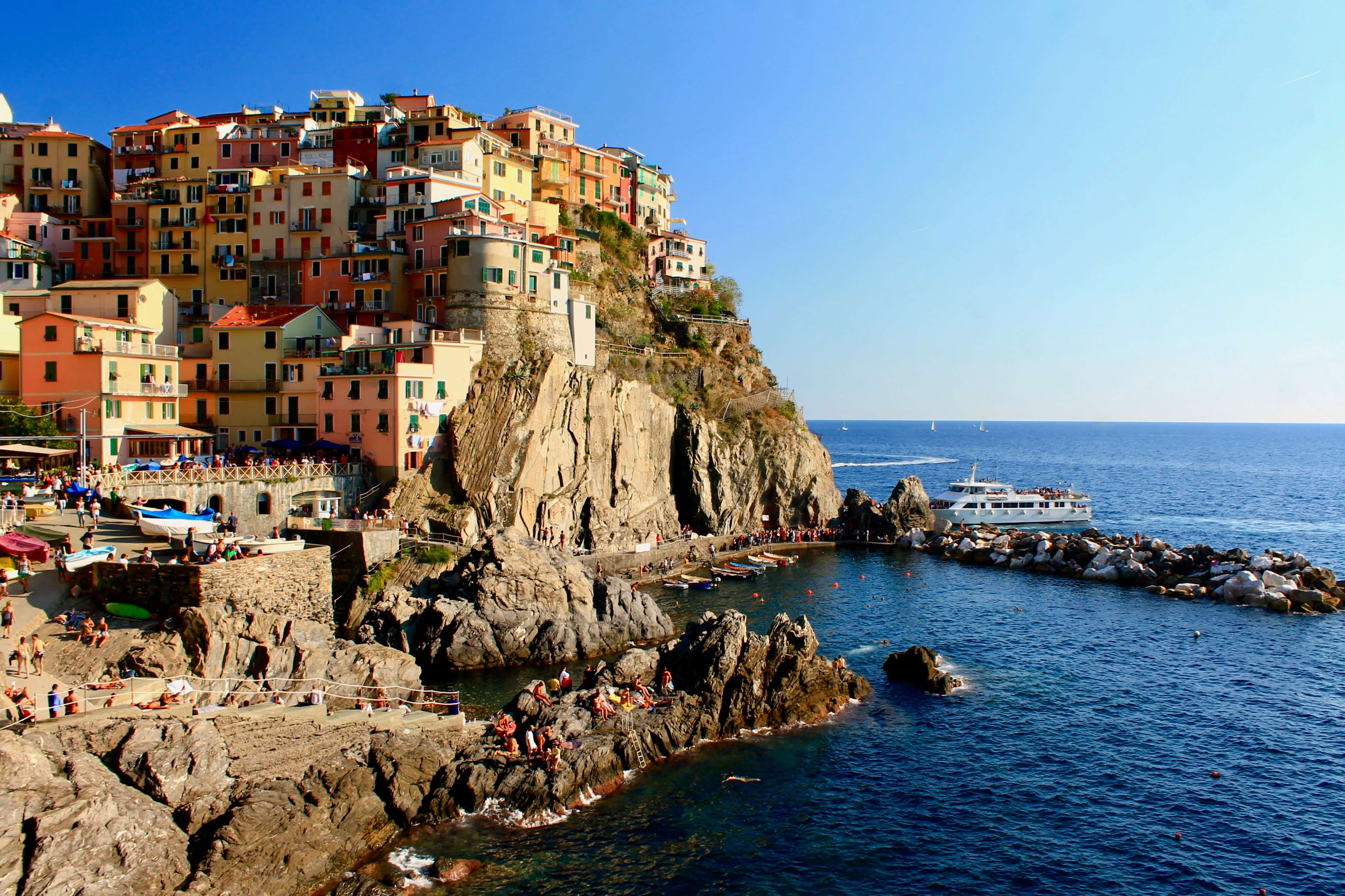 Best Hikes in the World- Cinque Terre