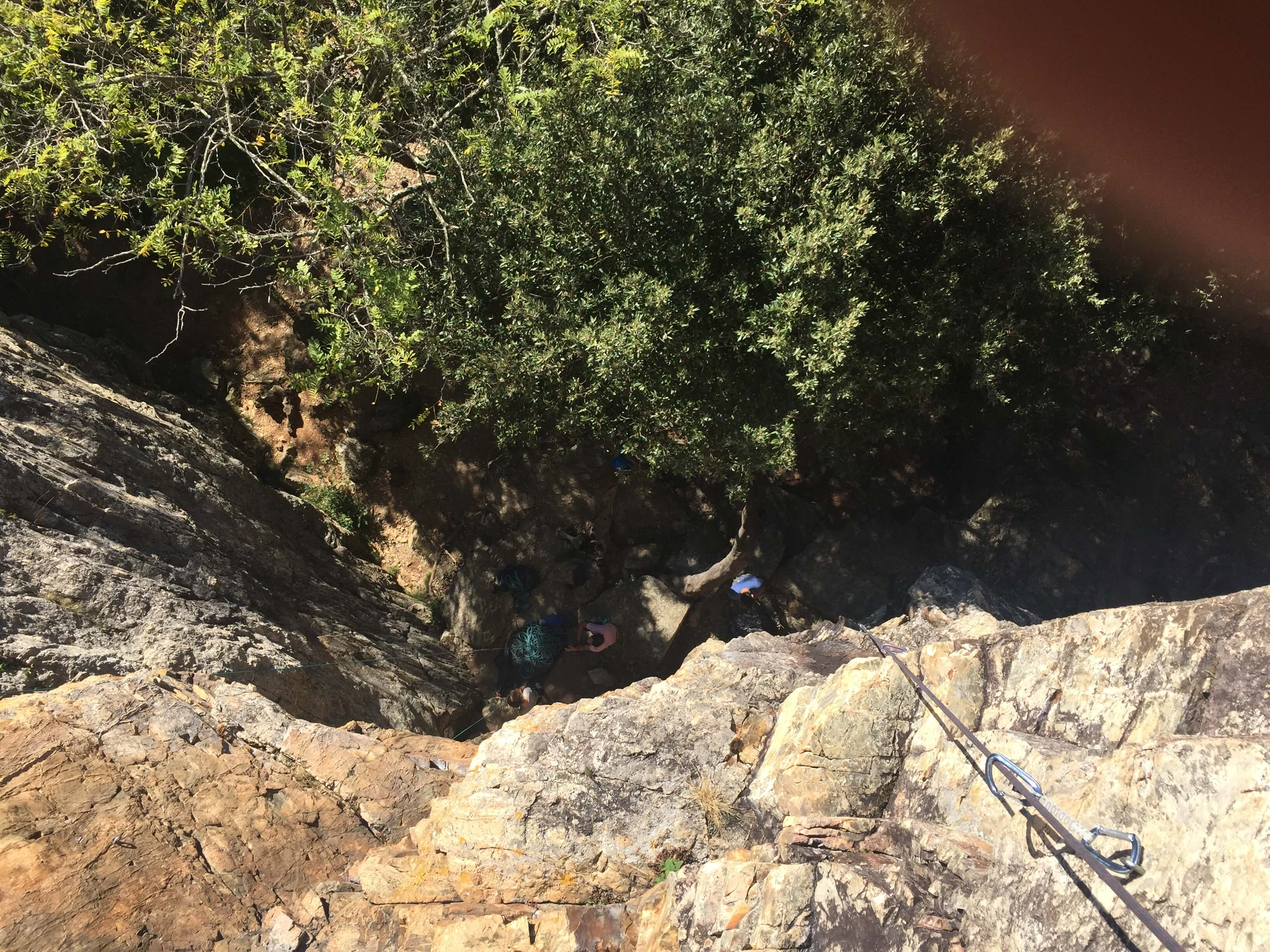 Best Climbing Spots in Europe- cinque terre