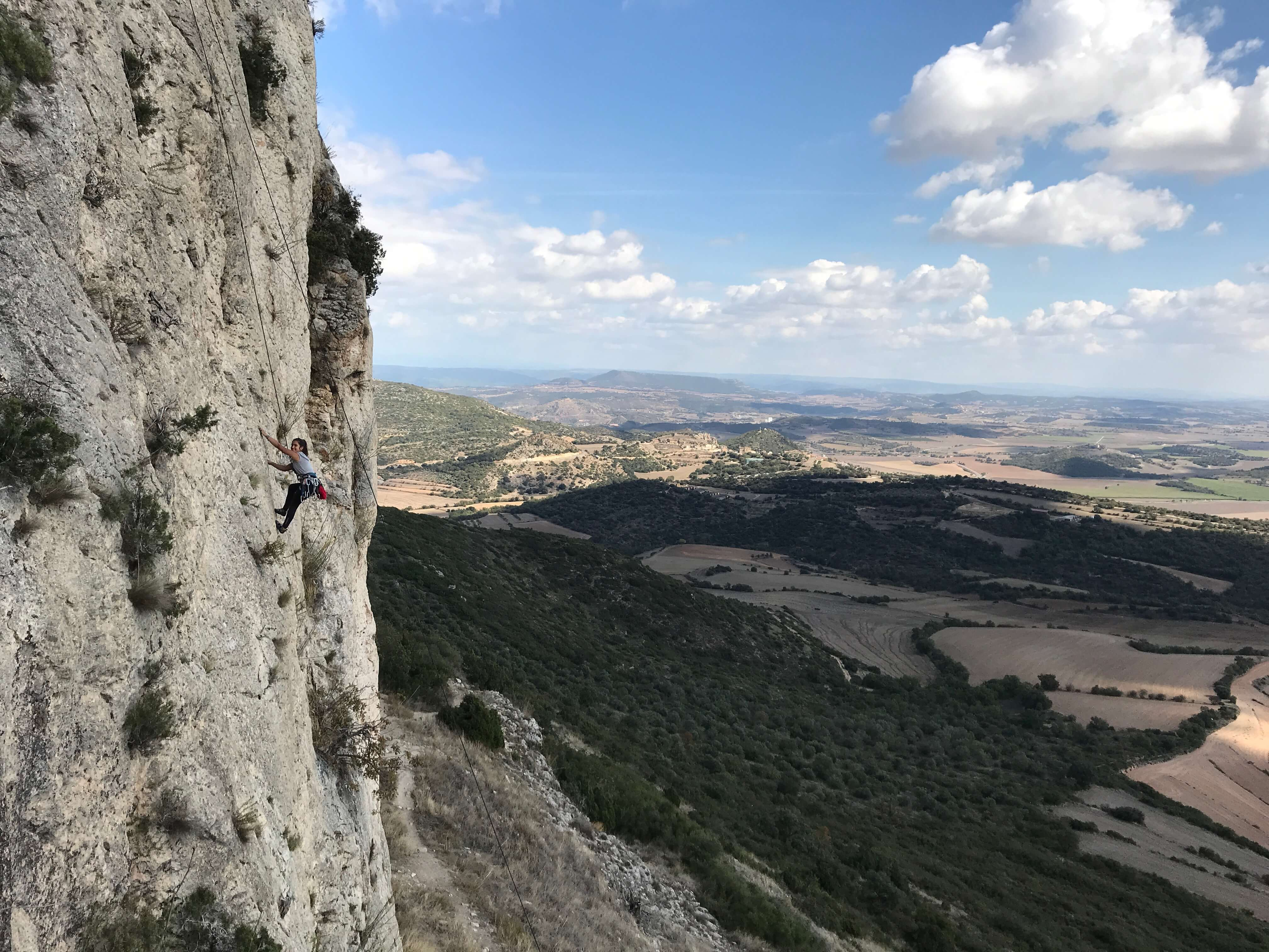 Best climbing destinations in Europe- Spain