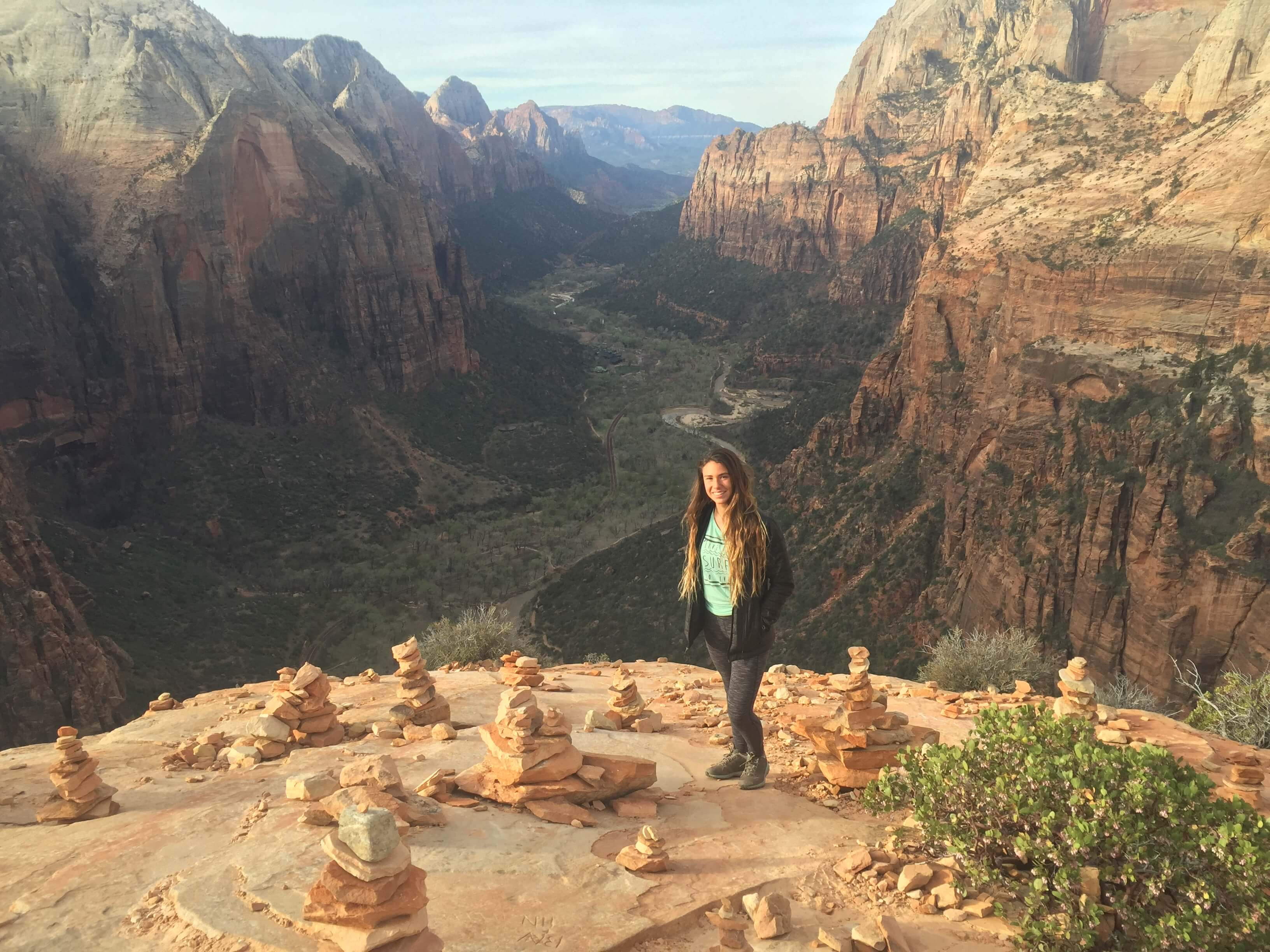 Best hikes in the world- Angel's Landing