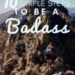 10 simple steps to be a badass