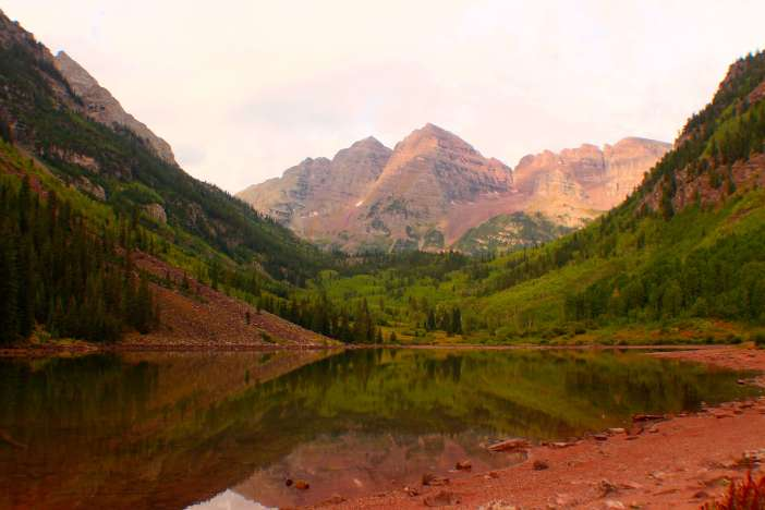 The Maroon Bells, Backpacking the Maroon Bells Four Pass Loop