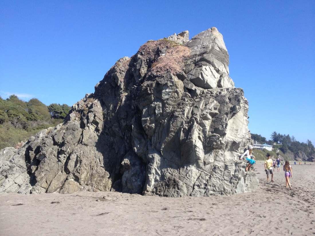 Best Oregon Campgrounds- Harris beach Oregon