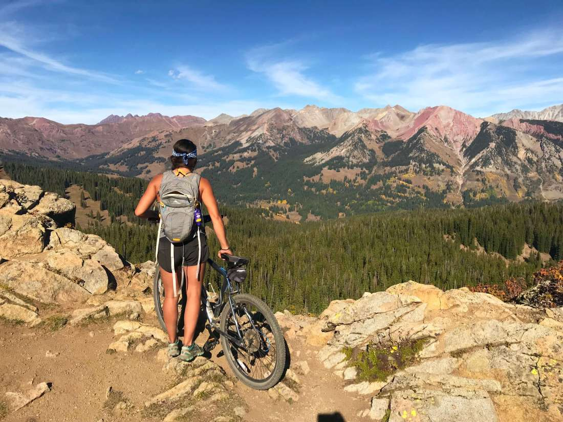 403 Trail, things to do in Crested Butte in October