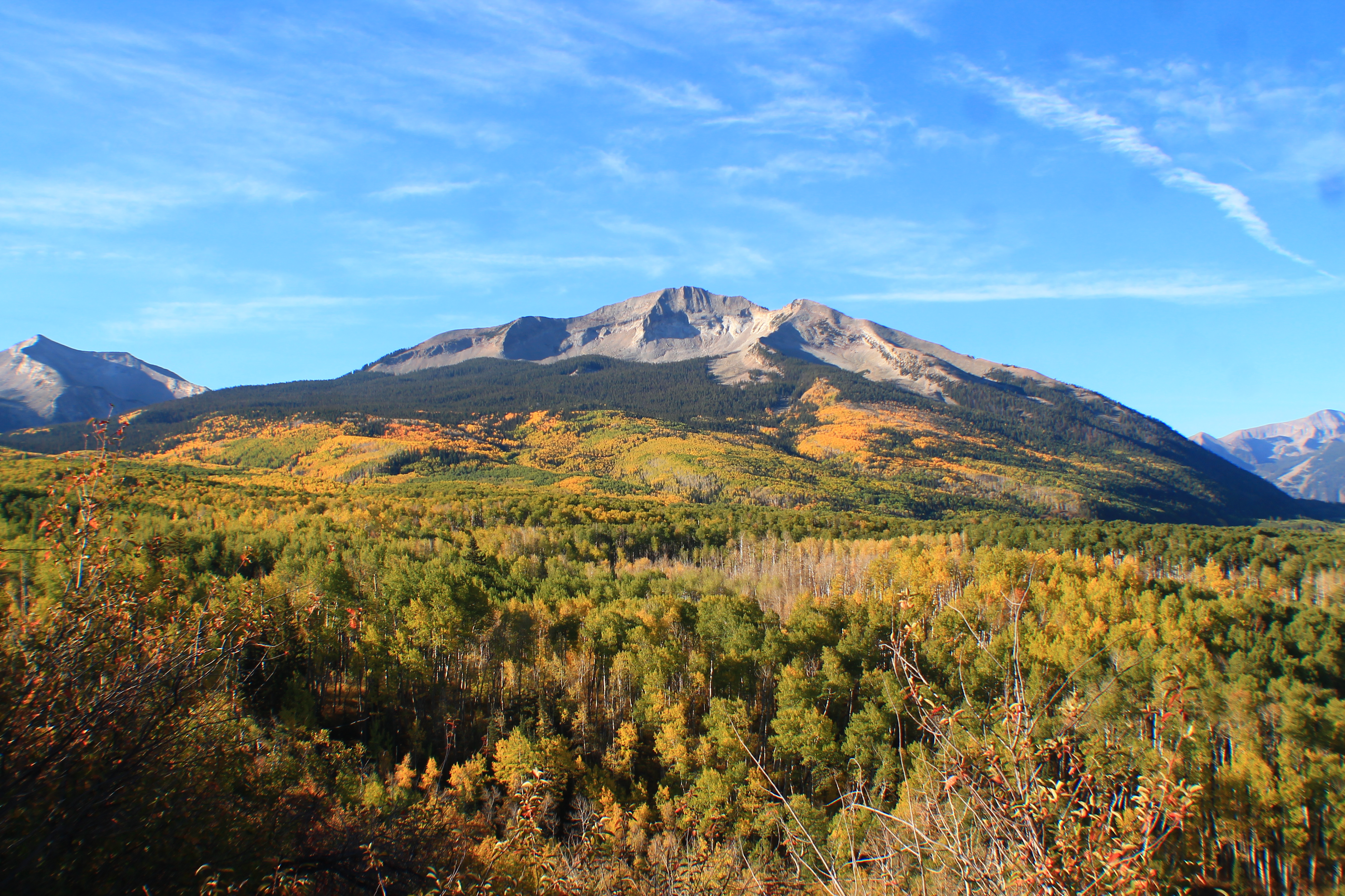 Kebler Pass, things to do in Crested Butte in October