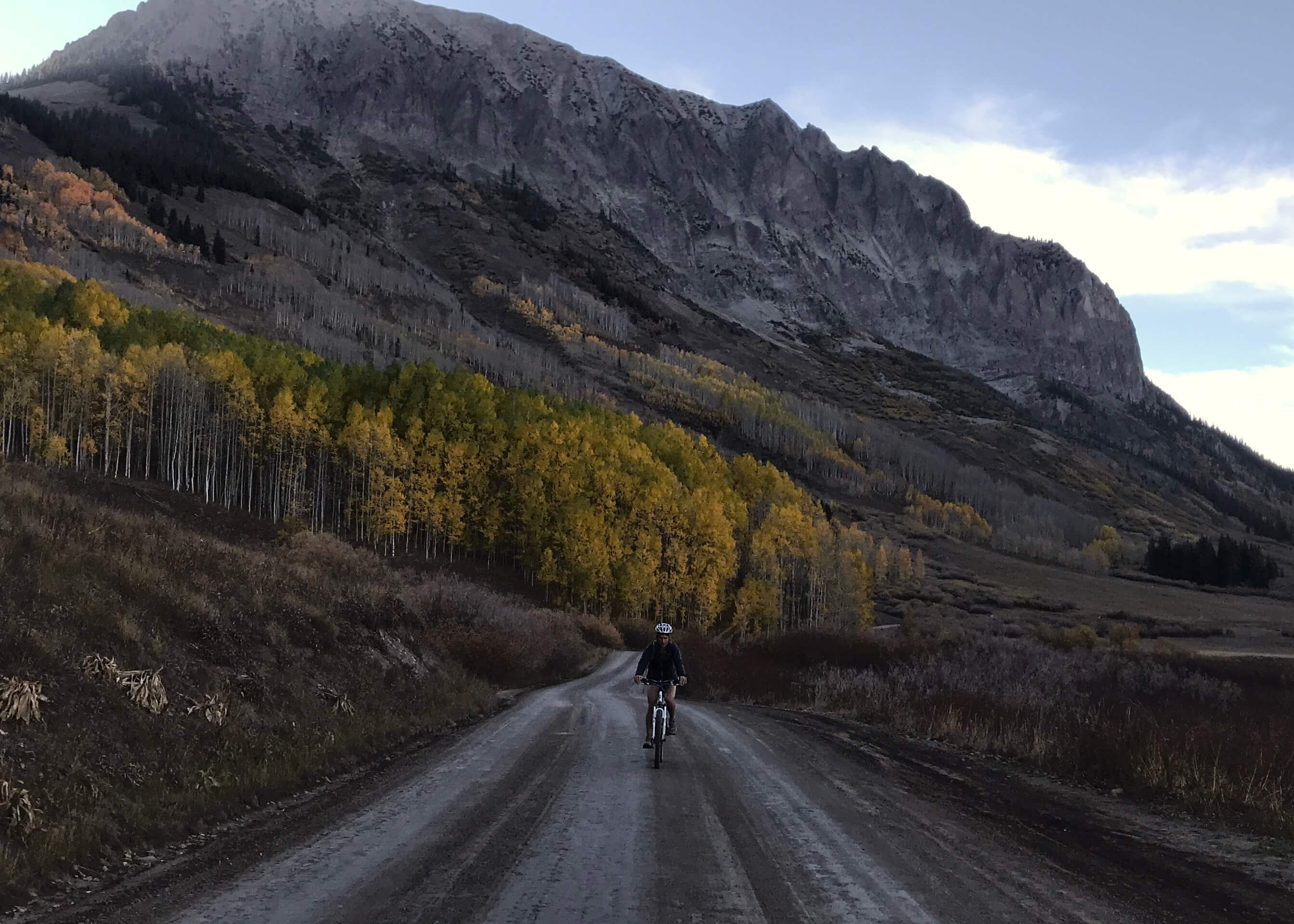 401 Trail, things to do in Crested Butte in October