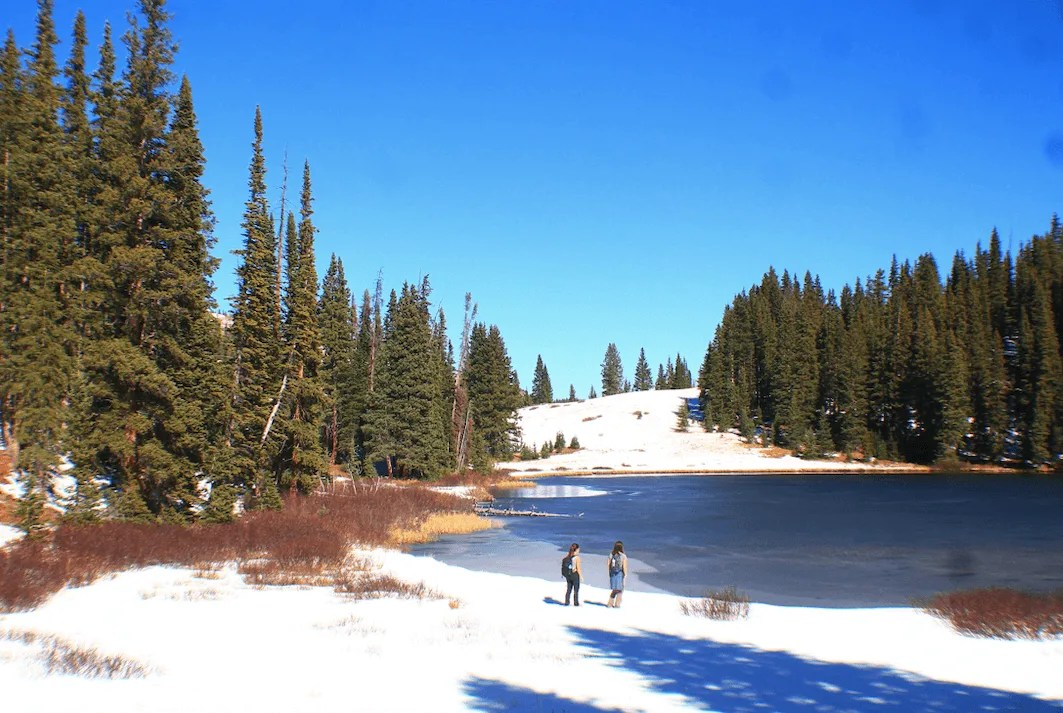Winter hike, Things to do in Summit County in Winter