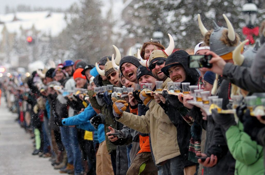 Winter festivals, things to do in summit county in winter (Breckenridge to Silverthorne)