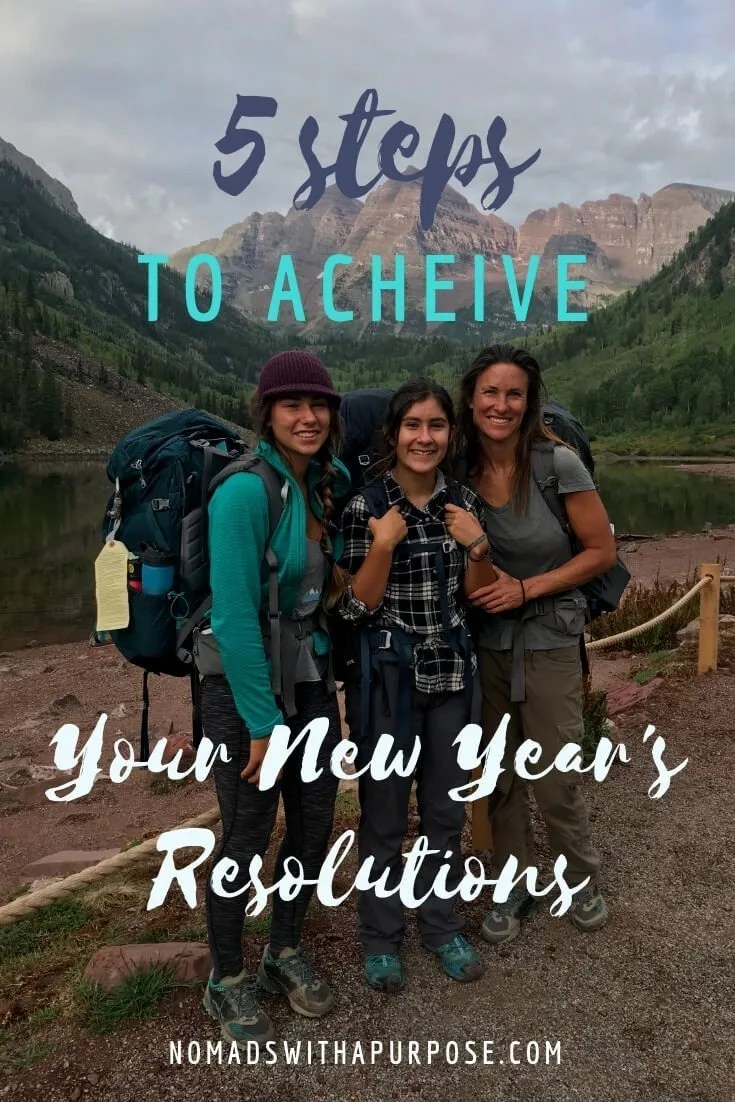 Simple Steps To Achieve Your New Year's Resolutions This Year