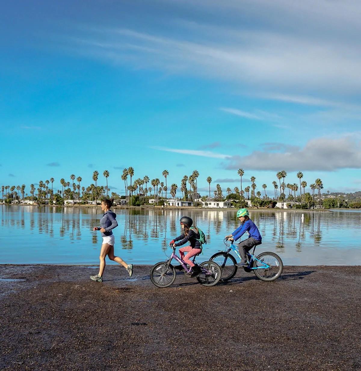 San Diego to Big Sur Road Trip: Mission Bay