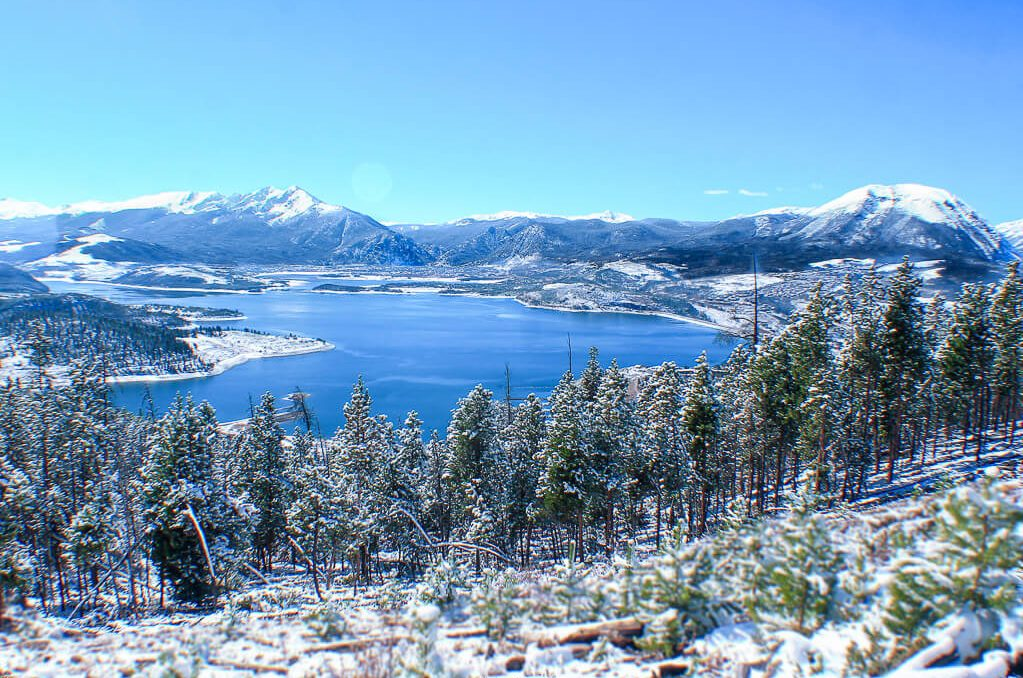 The Tenderfoot Mountain loop, A Things to Do in Silverthorne
