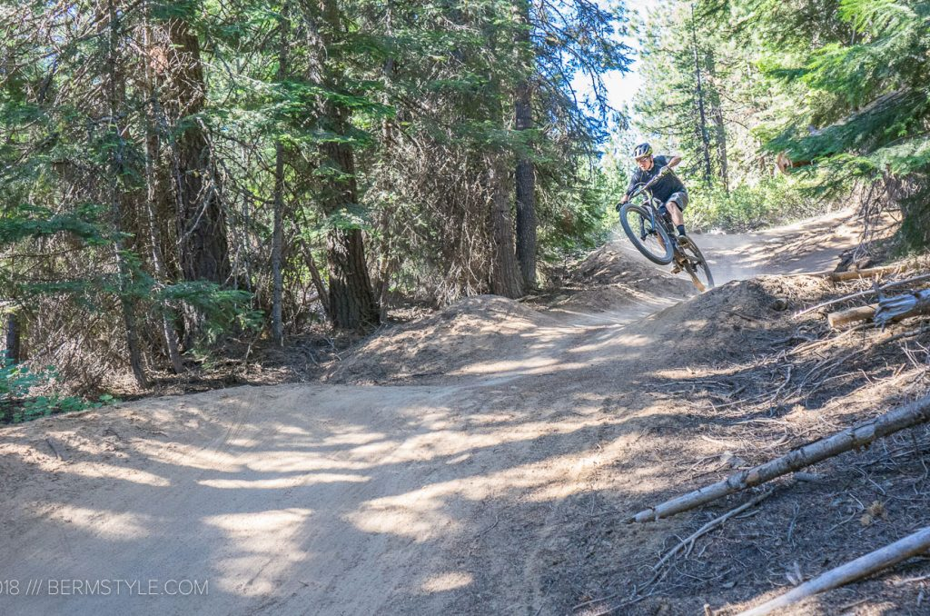 Mountain biking Bend, Tiddlywinks
