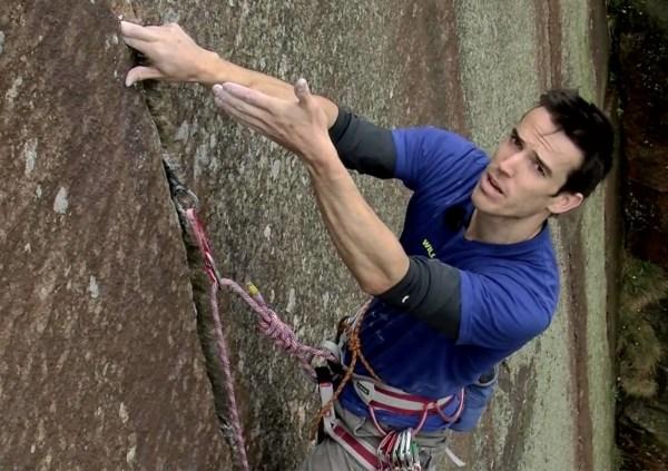 Crack Climbing Nomad Ventures