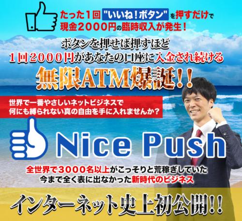 Nice Push(ナイスプッシュ) 富永一郎