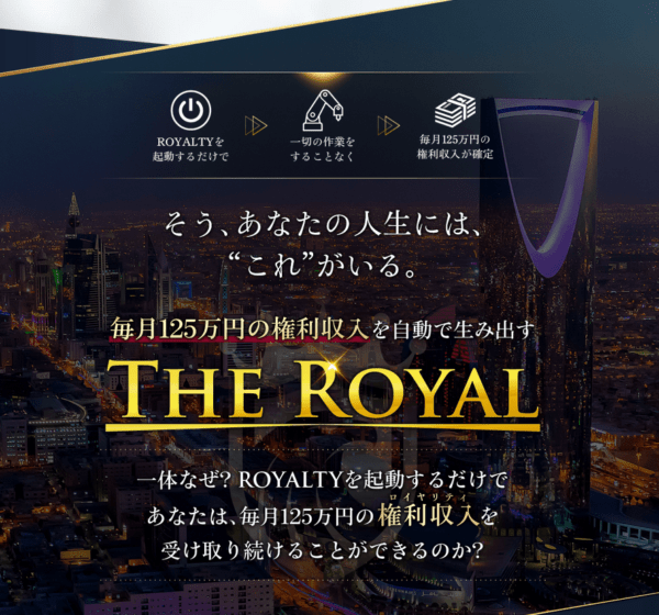 ROYALTY LICENCE CARD 安藤誠
