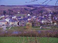 Luxembourg from Deutschland