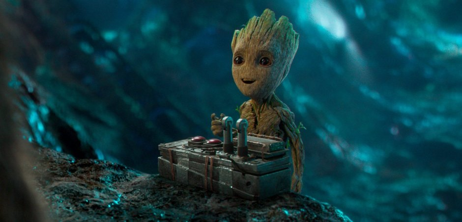Guardians of the Galaxy Vol 2 Babygroot