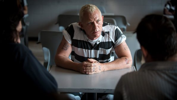 Daniel Craig in Logan Lucky
