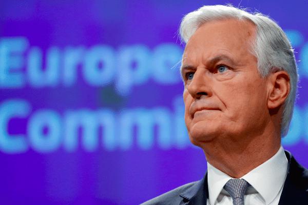 Politics News Update Michael Barnier Brexit Leak
