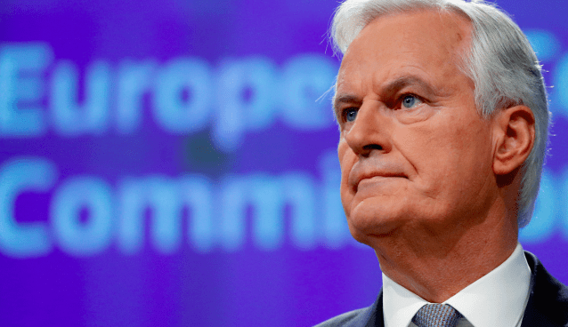 Politics News Update Michael Barnier Brexit Leak