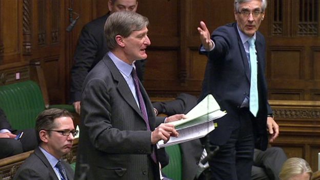 MP Dominic Grieve House of Commons